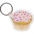 Cupcake Key Tag