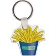 French Fries Key Tag