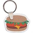 Hamburger Key Tag