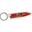 Speed Boat Key tag