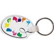 Painter's Palette Key tag