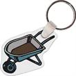 Wheel Barrel Key tag