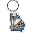 Georgia Key tag