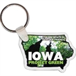 Iowa Key tag