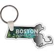 Massachusetts Key tag