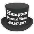 Top Hat Magnet