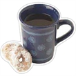 Mug With Donuts Magnet