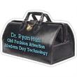 Doctors Bag Magnet