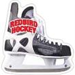 Hockey Skate Magnet