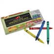 Crayons in Blister Pack with Sleeve - Crayons in Blister Pack with Sleeve