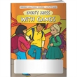 Coloring Book - Don't Mess With Gangs - Coloring Book - Don't Mess With Gangs