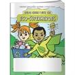 Coloring Book - Eco-Superheroes