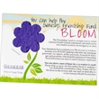 Lil' Bloomer Postcard, 5x7