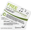 Seed Paper Download Card