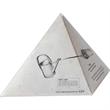 Seed Paper Box Origami Pyramid