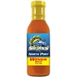 Buffalo Wing Sauce (12oz) - Award winning buffalo wing sauce in 12oz bottle. Buttery flavor with a little kick. Easy recipe available for label.