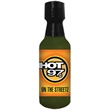 Jalapeno Pepper Hot Sauce (1.7oz airport safe) - A premium blend jalapeno pepper hot sauce in a plastic bottle that's used to spice up any cooking adventure.