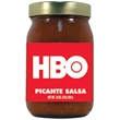 Picante Salsa (16oz) - A medium heat, chunky, picante salsa in 16oz jar. Flavor Profile: Tex-Mex. Heat Profile: Medium.