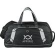 Shockwave Sport Duffel Bag - Sport duffel bag made of 210d nylon.