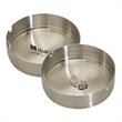 Deluxe Stainless Steel Ashtray