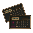 Clearance Item! Credit Card Pocket Size Solar Calculator