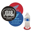 Round Soft Rubber & Jersey Skid Resistant Neoprene Coaster