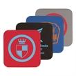 Square Soft Rubber & Jersey Skid Resistant Neoprene Coaster
