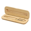 Maplewood Case with Pen Gift Set
