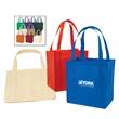 Non-Woven Polypropylene Tote Bag With Plastic Bottom