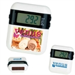 Eco Solar Pedometer - Eco solar pedometer promotes health & Eco-friendly values