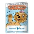 Coloring Book: Visit the Aquarium - Visit the aquarium coloring book.