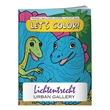 Coloring Book: Let's Color!