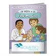 Coloring Book: My Visit to the Pharmacy (Spanish)