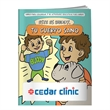 Coloring Book: Buddy Your Healthy Body (Spanish) - Buddy your healthy body Spanish coloring book.