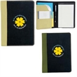 Berkeley Recycled Jr. Padfolio - Junior padfolio made of over 97% recycled PET.