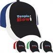 Curve Cap - Curve cap, 100% cotton; one size fits most.