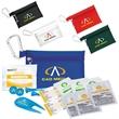 "Golfer's Sun Protection Kit - 2-3/4"" Tee"