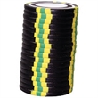 Squeezies® Casino Chips Stack Stress Reliever - Casino chips stack shaped stress reliever.