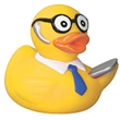 Techie Rubber Duck - Rubber duck with techie theme