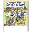 "Say ""No"" To Drugs Sticker Book"