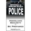 Homeland Security Pocket Pamphlet