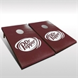 Tailgate Cornhole Set with 1 Color Logo - This Tailgate Cornhole Set includes a 1 spot color logo