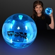 Super Sized Blue Air Bounce Balls with LEDs