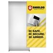 Taurus Banner Display - Banner display replacement graphic, full-color.