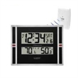 Atomic Digital Clock with Temperature - Atomic digital clock with temperature.