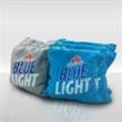 Cornhole Game Bag with 2 color logo - Hand sewn game bag with a 1 color imprint