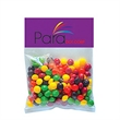 """Skittles® in Lg Header Pack - Large header pack filled with Skittles®; includes a 3"""" x 5"""" four color process header card;"""