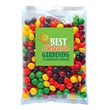 """Skittles® in Lg Label Pack - 5"""" x 5"""", 4 oz. label packs filled with Skittles® candies; includes four color process label for branding opportunities."""