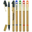 Dual Function Eco-Friendly Pen/Highlighter - Dual function Eco friendly pen / highlighter.