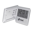 Large Display LCD Desk Clock- Clearance